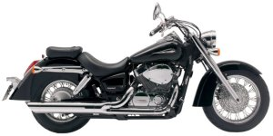 Honda Shadow 750. - ORIGINAL.