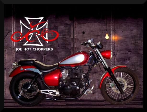 Joe Hot Choppers - Custom Motorcycle